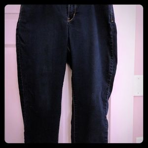 Levi ankle jeans